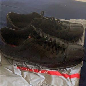 Prada Shoes - Prada Nylon Sport Shoes